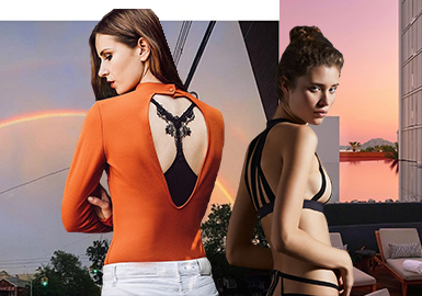 The Back -- The Craft Detail Trend for Women's Back-Flattering Underwear