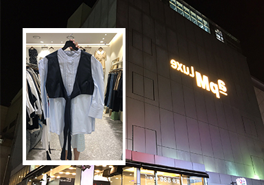 Renewed Elements -- The Comprehensive Analysis of Korean Womenswear Markets