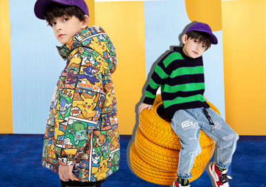 Cool Fashion -- Amazing Bomb The Kidswear Benchmark Brand