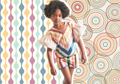 Golden Age -- The Pattern Trend for Kidswear