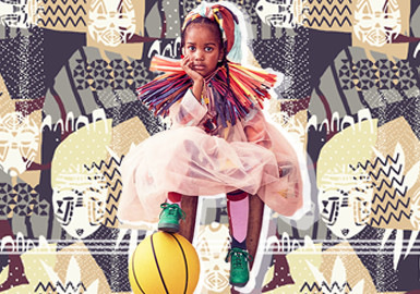 Feeling -- The Pattern Trend for S/S 2022 Kidswear