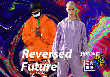 Reversed Future -- The Confirmation of Menswear Color Trend