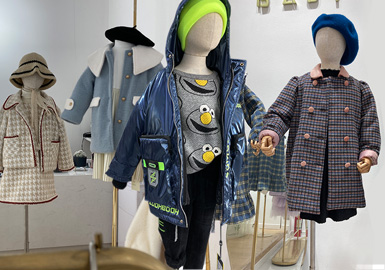 A/W Fashion -- The Comprehensive Analysis of Zhili Kidswear Markets