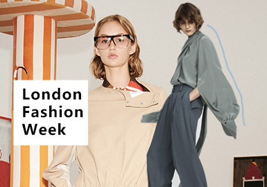 The Creative City -- The Comprehensive Analysis of London Fashion Week