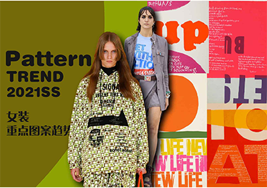 Key Pattern Trends for S/S 2021 Womenswear