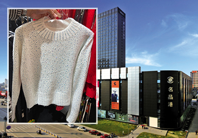 Key Designs -- The Analysis of Women's Knitwear in Tongxiang Wholesale Markets