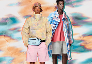 Soft Focus -- The Pattern Trend for Menswear