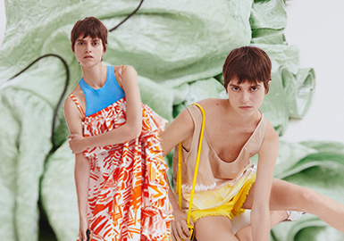 The Art of Being Self -- The Catwalk Analysis of MSGM Womenswear