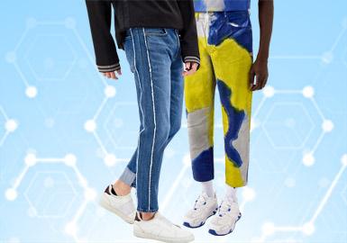 Denim Trousers -- The TOP List of Menswear