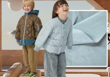 Comfortable Protection -- The Fabric Trend for Kids' Outerwear