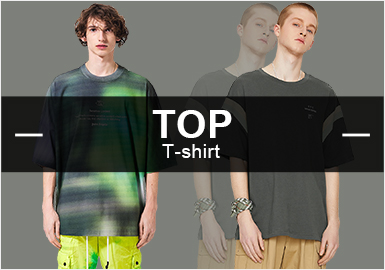 Tees -- Popular Items in Menswear Markets