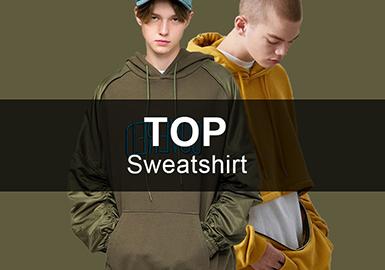 Sweatshirt -- 18/19 A/W Men's Hot Item