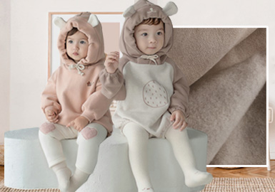 Comfortable and Eco-Friendly -- The Trend for Infants' Knitted Fabrics