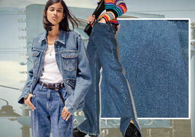 Functional and Eco-Friendly -- The Fabric Trend for Women's Denim