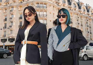 Collection of Styling -- Instagram Fashion Blogger from Southeast Asia