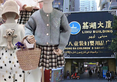 Focus on Details -- The Comprehensive Analysis of Guangzhou Kidswear Markets