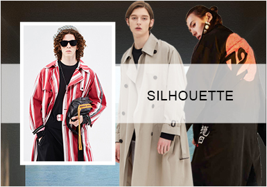 Renew Fashion Classics -- Silhouette Trend of Men's Trench Coats