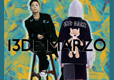 Genderless Fashion -- 13 De Marzo The Menswear Designer Brand