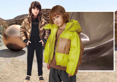 Functional Protection -- The Fabric Trend for Kids' Puffa Jackets