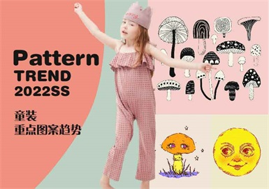 Quirky Beauty -- The Pattern Trend for Kidswear
