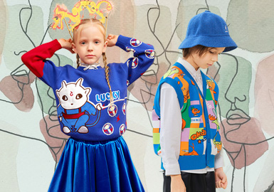 Spring&New Year -- MQD The Kidswear Benchmark Brand