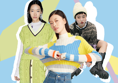 Young Fashion -- The Comprehensive Analysis of Women's Knitwear Benchmark Brands