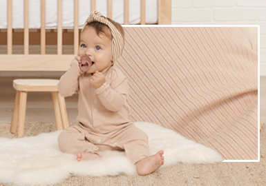Return Back to Plain -- The Fabric Trend for Infants' Knitwear