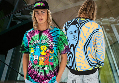 Street Pioneers -- The Analysis of RIPNDIP The Menswear Designer Brand