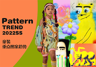 Electronic Fantasy -- The Pattern Trend for Kidswear