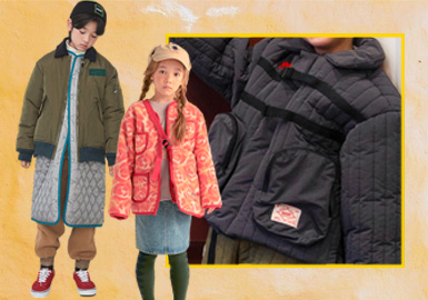 Updated Basic Style -- The Craft Trend for Kidswear Outerwear