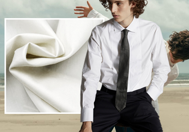 Upgraded Texture -- The Fabric Trend for Men's Shirts