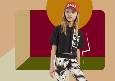 Diversified Fashion -- The Silhouette Trend for Kid's T-Shirt