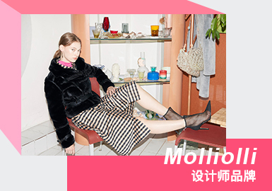 Ecological Fur -- Molliolli The Womenswear Designer Brand