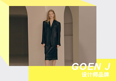 An Eclectic Elegance -- The Analysis of GOEN J The Womenswear Designer Brand