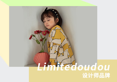 Spring Paintings -- The Analysis of Limitedoudou The Kidswear Designer Brand