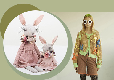 Dolls Love --The Accessory Trend for Womenswear