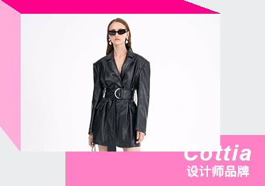 Girl Crush -- The Analysis of Cottia The Womenswear Designer Brand