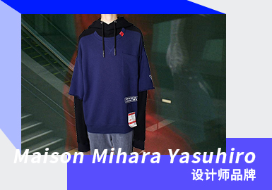Unique Individuality -- The Analysis of Maison Mihara Yasuhiro The Menswear Designer Brand