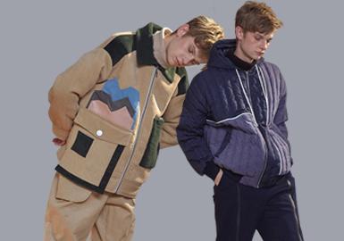 Bosie -- 18/19 A/W Menswear Designer Brand