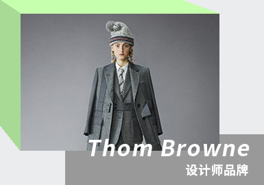Gender-Free Era -- The Analysis of Thom Browne The Womenswear Designer Brand