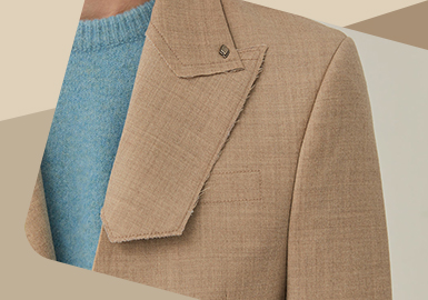 Updated Commercial Style -- The Detail Craft of Commercial Menswear