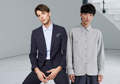 Urban Gentlemen -- The Analysis of Business Leisure Menswear Benchmark Brands