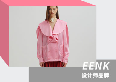 Common Life Art -- The Analysis of EENK The Womenswear Designer Brand