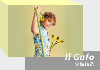 Bright and Shiny Summer Days -- Il Gufo The Fashion Kidswear Brand