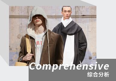 De-gendering Mix&match Era -- The Comprehensive Analysis of Menswear Catwalk(Styling)