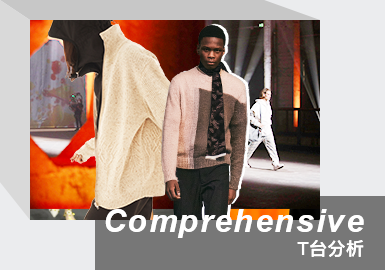 Special Practicality Report -- The Comprehensive Catwalk Analysis of Men's Knitwear