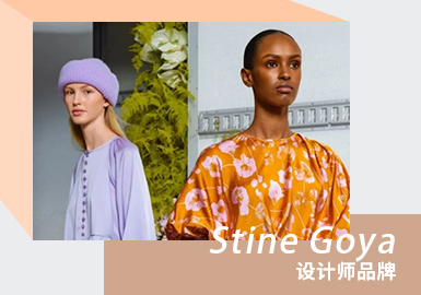 Grunge Euphoria -- The Analysis of Stine Goya The Womenswear Designer Brand