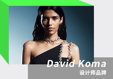 Her Power -- The Analysis of David Koma The Womenswear Designer Brand