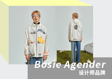 Childishness Laboratory -- The Analysis of Bosie Agender The Menswear Designer Brand