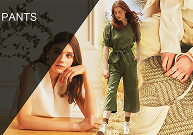 Elegant Touch -- Comprehensive Analysis of Cotton&Linen Pants in Designer Brands